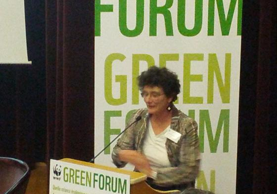 "Le ""Green Forum"" du WWF"